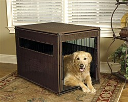 Wicker Dog Crates  | Wicker Dog Crates