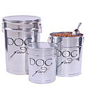 Treat Jars & Food Storage | Dog Food Storage Containers,Dog Treat Jars