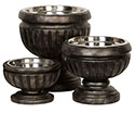 Unleashed  Bowls |  Free Shipping on Orders Over $75 | Designer Dog Bowls, Dog Dishes & Elevated Feeders