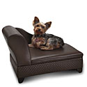 Storage Pet Bed - Brown Basketweave