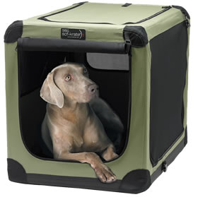 Dog Travel Crates |  Free Shipping on Orders Over $125 - some exclusions apply!