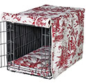 Luxury Dog Crate Covers
