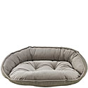 Crescent Dog Bed