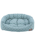 Cotton Napper Dog Bed
