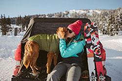 Ruffwear Dog Gear | Dog Coats - Dog Beds - Dog Car Harnesses - Travel