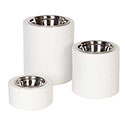 Elevated Dog Bowls | FREE SHIPPING - Raised Dog Bowls  High Rise Dog Bowls
