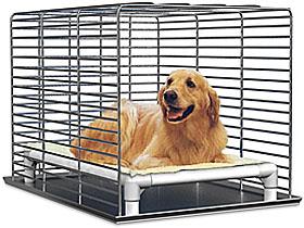 dog indoor vinyl almond fabric pvc chewproof duty indooroutdoor bed outdoor beds kuranda heavy